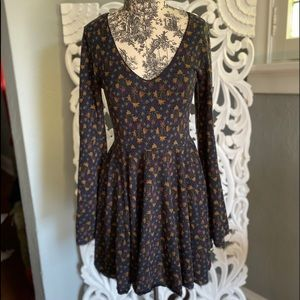 Witches dream dress